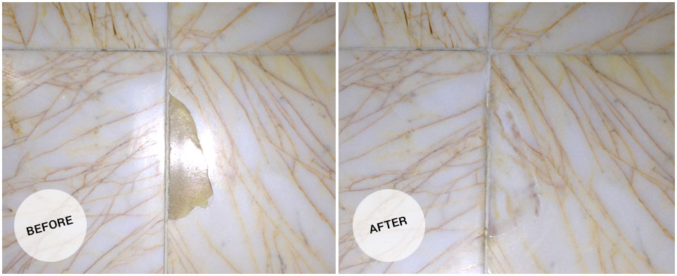 MARBLE FLOOR POLISHING, GROUT and TILE CLEANER | Singapore