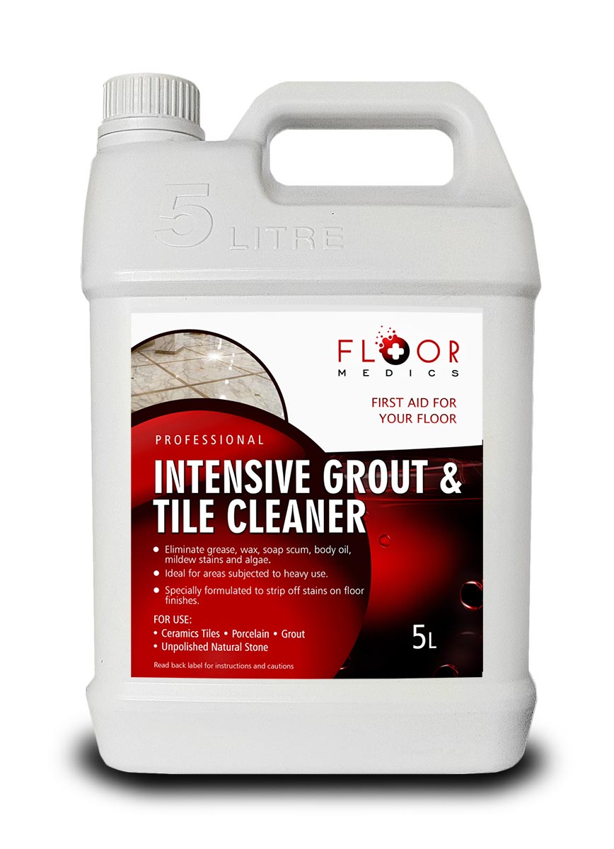 FloorMedics Professional Products Singapore Malaysia Indonesia - How to clean oil off tile floor